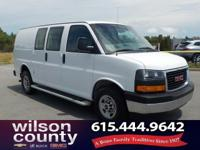 2017 GMC Savana 2500 Work Van Vortec 4.8L V8 SFI Summit