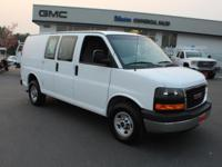 2017 GMC Savana 2500 Work Van RWD 6-Speed Automatic HD