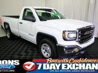 **TOW PACKAGE, CRUISE, SIDE AIRBAGS** 2017 Sierra