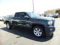 Delivers 23 Highway MPG and 16 City MPG! This GMC