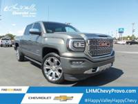 Looking for a clean, well-cared for 2017 GMC Sierra