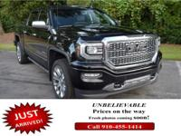 Delivers 20 Highway MPG and 15 City MPG! This GMC