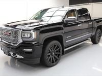This awesome 2017 GMC Sierra 1500 4x4 comes loaded with