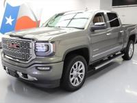 2017 GMC Sierra 1500 with 5.3L V8 Engine,Leather