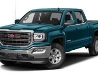 Options:  2017 Gmc Sierra 1500 Sle|Price Includes All
