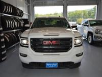 Options:  2017 Gmc Sierra 1500 Sle|Summit White|Here At