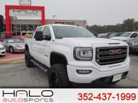 2016 GMC SIERRA EVOLUTION PACKAGE WITH ROUGH COUNTRY