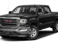 Options:  2017 Gmc Sierra 1500 Sle|Miles: 4001Color: