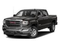 This almost new 2017 GMC Sierra 4x4 was used for just a