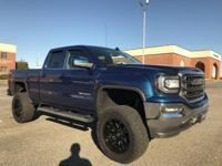 This 2017 GMC Sierra 1500 4dr 4WD Double Cab 143.5 SLE