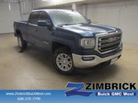 Options:  2017 Gmc Sierra 1500 4Wd Double Cab 143.5