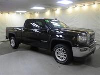 This solid 2017 GMC Sierra 1500 SLE would look so much