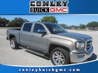 Options:  2017 Gmc Sierra 1500 Slt|Thank You For