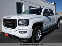 Look at this 2017 GMC Sierra 1500 SLT. Its Automatic
