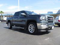 Check out this 2017 GMC Sierra 1500 SLT. Its Automatic