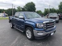 2017 Sierra 1500 SLT 4WD Local Trade, Non-Smoker, Rear