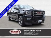 Don't let this amazing 2017 GMC Sierra 1500 SLT get