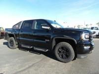 Scores 22 Highway MPG and 16 City MPG! This GMC Sierra