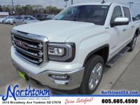 This+healthy+2017+GMC+Sierra+1500+SLT+will+have+you+exc