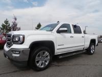 Options:  2017 Gmc Sierra 1500 Slt|White|9|306
