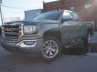 2017 GMC SLT Sierra 1500 SLT SLT, 6-Speed Automatic