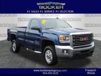You'll love the look and feel of this 2017 GMC Sierra