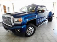 Stone Blue Metallic 2017 GMC Sierra 3500HD Denali 4WD