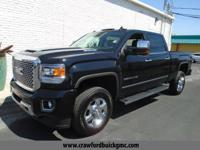 Check out this 2017 GMC Sierra 3500HD Denali. Its