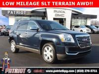 New Price! CARFAX One-Owner. Clean CARFAX. 2017 GMC