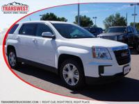 Options:  2017 Gmc Terrain Sle-1|Summit White|Jet
