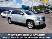 FUEL EFFICIENT 31 MPG Hwy/21 MPG City! GMC Certified,