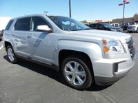 Scores 31 Highway MPG and 21 City MPG! This GMC Terrain