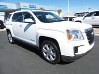 Boasts 31 Highway MPG and 21 City MPG! This GMC Terrain