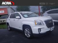 Used GMC Terrain, options include:  Keyless Entry,