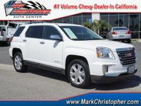 CARFAX 1-Owner, GMC Certified. REDUCED FROM $26,000!,