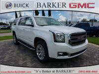 2017 GMC Yukon XL SLT. This vehicle has a 5.3L V8