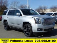 2017 GMC Yukon All prices exclude taxes title license
