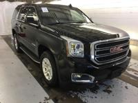 Gasoline! Hold on to your seats! 2017 GMC Yukon SLT