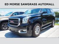 GMC Certified, CARFAX 1-Owner. 3rd Row Seat,