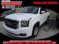 **HAGGLE FEE PRICING** 2017 GMC Yukon SLT with Enhanced