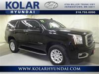 Yukon SLT, 4WD, Leather.  Please feel free to ask any
