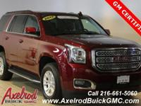 ** GM CERTIFIED ** GMC YUKON SLT 4WD, NAVIGATION / GPS