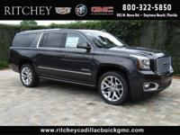Finance Offers based on MSRP:2017 GMC Yukon XL Denali