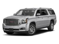 Crimson Red 2017 GMC Yukon XL Denali 4WD 8-Speed