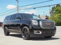 For a smoother ride, opt for this 2017 GMC Yukon XL