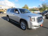 This almost new GMC Yukon XL was used in our service