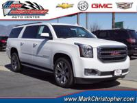 Options:  2017 Gmc Yukon Xl Slt 1500|4X2 Slt 1500 4Dr
