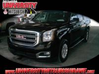 **HAGGLE FREE PRICING** 1-Owner Onyx Black 2017 GMC