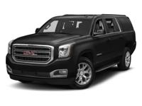 2017 GMC Yukon XL SLT 4WD 6-Speed Automatic Electronic