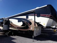 2017 Heartland Landmark Newport 36 Fifth Wheel **